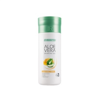 LR LIFETAKT Aloe Vera Drinking Gel Traditional s medem